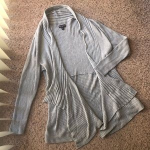 Dana Buchman size 2X gray cardigan